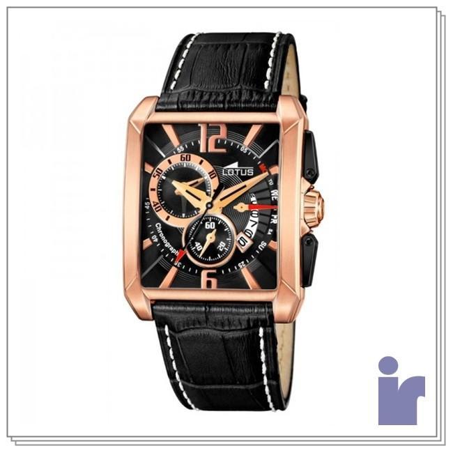 Foto Reloj Lotus caballero 15537/3 [4809]